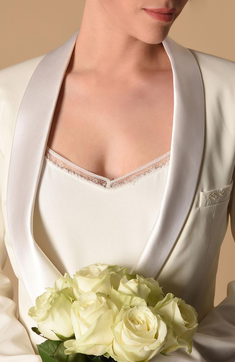 pantalon de smoking femme pour mariage chic love is like a rose. Black Bedroom Furniture Sets. Home Design Ideas