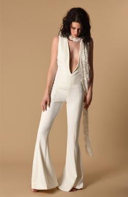 robe de mariee longue